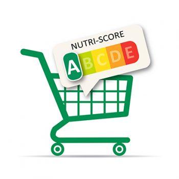 Nutri-Score-Lebensmittelkennzeichnung